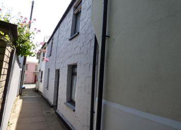 Thumbnail 3 bedroom terraced house for sale in Conduit Lane, Carmarthen