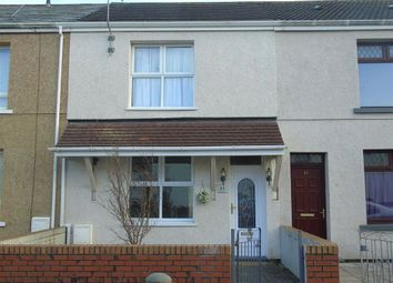 Thumbnail 2 bedroom terraced house for sale in Westbury Street, Llanelli