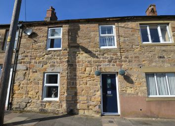 Thumbnail 2 bed terraced house for sale in West Street, Belford, Northumberland