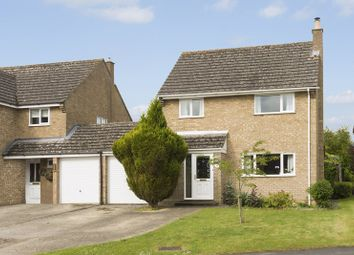 Thumbnail 3 bed property for sale in Holliers Crescent, Middle Barton, Chipping Norton