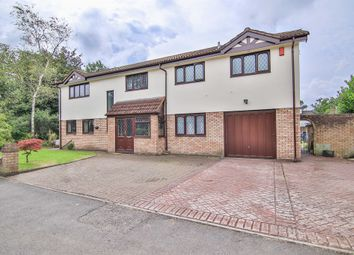 Thumbnail 6 bed detached house for sale in Cardinal Drive, Lisvane, Cardiff