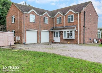 Thumbnail 5 bed detached house for sale in Levers Close, Fishtoft, Boston, Lincolnshire