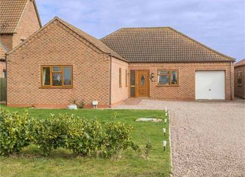Thumbnail 4 bedroom detached bungalow for sale in Whittlesey Road, March, Cambridgeshire