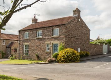 Thumbnail 2 bed detached house for sale in Church End, Sheriff Hutton, York