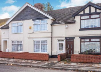 3 bed terraced house for sale in St. Annes Road, Willenhall WV13