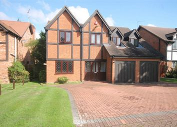 Thumbnail 5 bed detached house for sale in Georgian Close, Stanmore, Middlesex