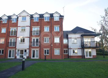 Thumbnail 1 bed flat to rent in The Galleries, Gladstone Mews, Gladstone Street, Town Centre, Warrington