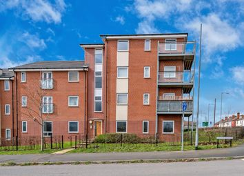 Thumbnail 2 bedroom flat for sale in Dorney Place, Cannock