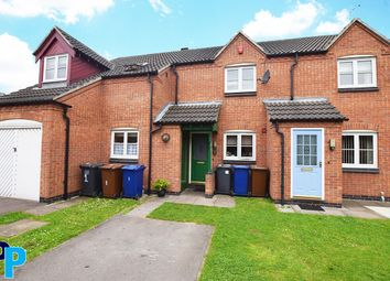Thumbnail 2 bed town house for sale in Horninglow Croft, Horninglow, Burton-On-Trent