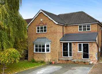 Thumbnail 4 bed detached house for sale in Old Mill View, Dewsbury