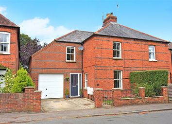 Thumbnail 3 bed semi-detached house for sale in Battle Road, Newbury