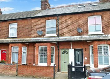 Thumbnail 2 bed terraced house for sale in Castle Road, St.Albans