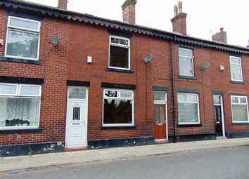 Thumbnail 4 bed terraced house for sale in Alma Street, Radcliffe, Manchester