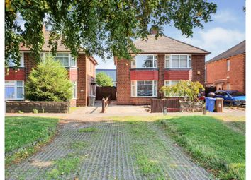 Thumbnail 3 bed semi-detached house for sale in Osmaston Road, Derby