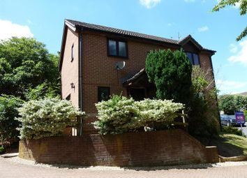 Thumbnail 4 bedroom detached house for sale in Monument Chase, Whitehill, Bordon