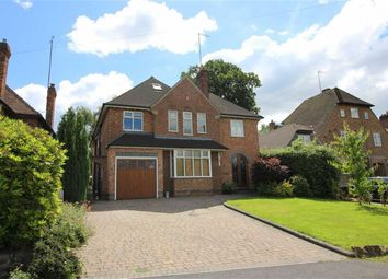 Thumbnail 6 bed detached house for sale in Evans Avenue, Allestree, Derby