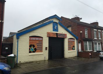 Thumbnail Parking/garage for sale in Charlotte Road, Wallasey