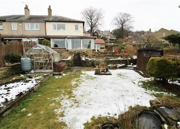 Thumbnail 3 bed end terrace house for sale in Brow Foot Gate Lane, Trimmingham, Halifax