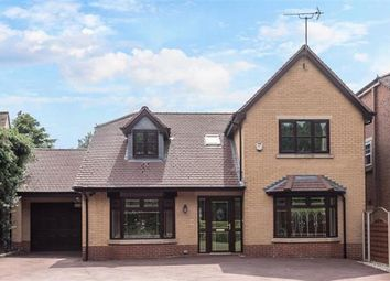 Thumbnail 5 bed detached house to rent in New Penkridge Road, Cannock