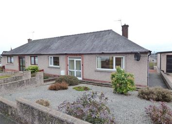 Thumbnail 2 bed semi-detached bungalow for sale in Hillview Street, Lockerbie, Dumfries And Galloway