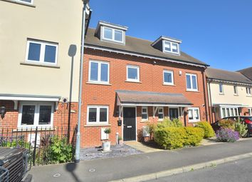 Thumbnail 3 bed terraced house for sale in Garner Drive, St. Ives, Cambridgeshire