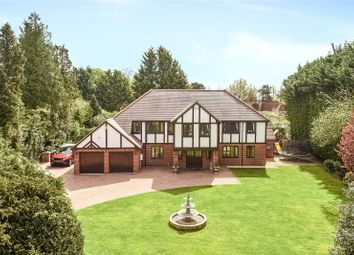 Thumbnail 5 bedroom detached house for sale in Stoke Court Drive, Stoke Poges, Buckinghamshire