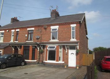 Thumbnail 2 bed semi-detached house for sale in Bradfield Road, Crewe