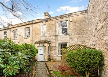 Thumbnail 3 bed terraced house for sale in Entry Hill, Bath