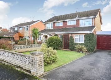 Thumbnail 3 bed semi-detached house for sale in Harvington Close, Kidderminster