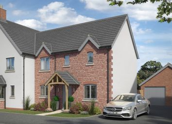 Thumbnail 3 bed semi-detached house for sale in Ariconium Place, Weston-Under-Penyard