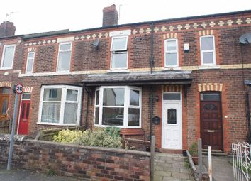 Thumbnail 2 bed terraced house for sale in Mayfield Road, Grappenhall, Warrington