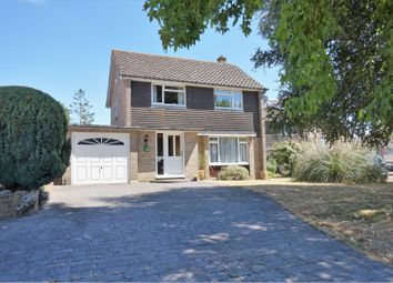 Thumbnail 3 bed detached house for sale in Canterbury Close, Chichester