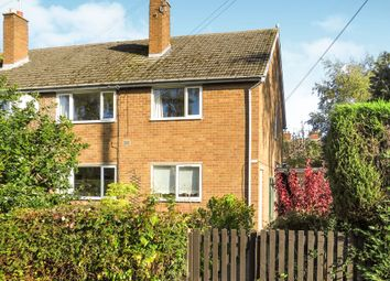 Thumbnail 2 bed maisonette for sale in Preston Road, Hinckley