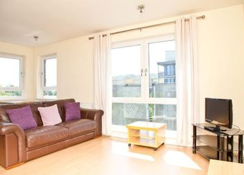 Thumbnail 1 bed flat to rent in Hawkhill Close, Edinburgh