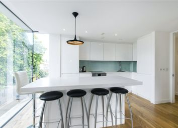 Thumbnail 3 bed flat to rent in Esquared Apartments, 3 Allgood Street, London