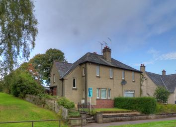 Thumbnail 2 bed semi-detached house for sale in George Street, Dunblane
