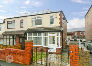 Thumbnail 3 bed semi-detached house for sale in Bernard Grove, Halliwell, Bolton, Lancashire