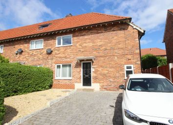 Thumbnail 3 bed end terrace house for sale in Fieldside, Northstead, Scarborough