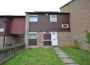Thumbnail 3 bed terraced house for sale in South Holme Court, Thorplands, Northampton