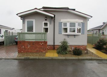 Thumbnail 2 bed mobile/park home for sale in Pheasant Way, Acaster Malbis, York
