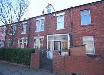 Thumbnail 3 bed flat for sale in Claremont Road, Newcastle Upon Tyne