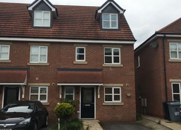 Thumbnail 3 bed end terrace house to rent in Banks Crescent, Stamford