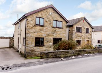 Thumbnail 4 bed detached house for sale in Toftshaw Lane, Bradford