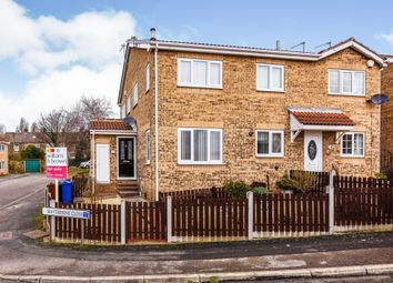 Thumbnail 1 bedroom town house for sale in Cloverlands Drive, Staincross, Barnsley