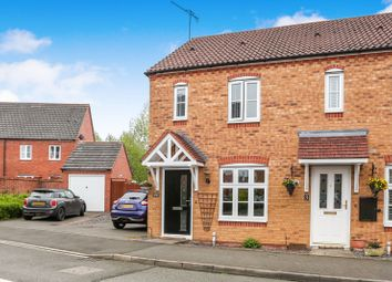 Thumbnail 2 bed end terrace house to rent in Iron Way, Bromsgrove
