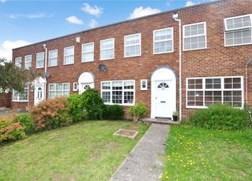 Thumbnail 3 bed terraced house for sale in Shaftesbury Crescent, Staines-Upon-Thames, Surrey