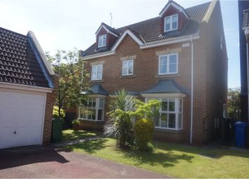Thumbnail 5 bedroom detached house for sale in Northwood Drive, Hessle