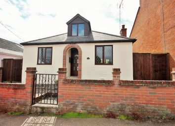 Thumbnail 2 bed detached bungalow for sale in Regent Street, Rowhedge, Colchester, Essex