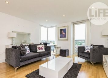 Thumbnail 2 bed flat for sale in Distillery Tower, 1 Mill Lane, London