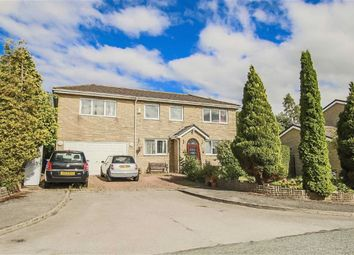 Thumbnail 5 bed detached house for sale in Dovedale Close, Burnley, Lancashire